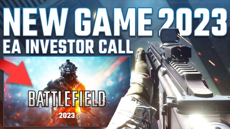 New Battlefield Game in 2023! What's AFTER Battlefield 2042? EA Investor Call Breakdown