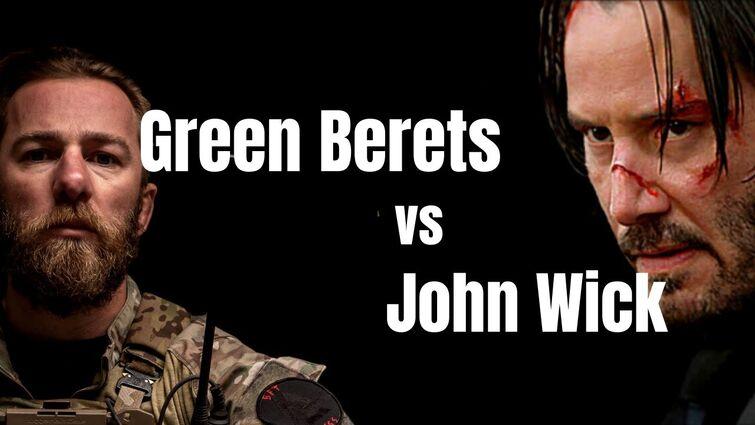 Green Berets vs. John Wick | Former Green Beret