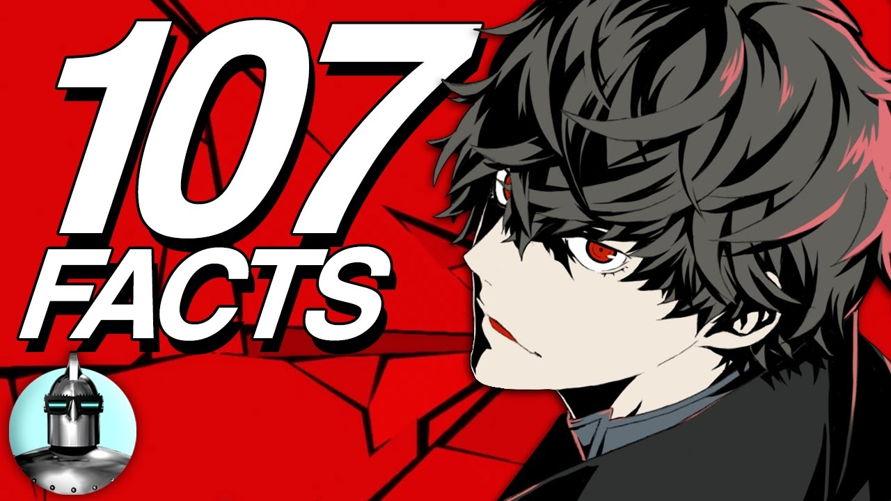 107 Persona 5 FACTS You Should Know | The Leaderboard