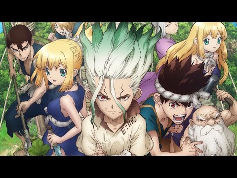 Dr Stone is a work of art