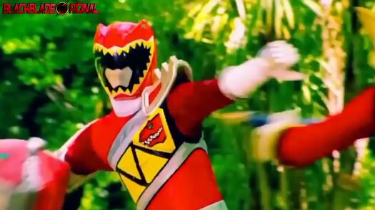 Power Rangers: SuperUnknownPerson VS BlackBlade Original Trailer