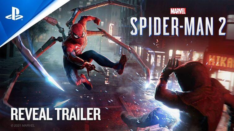 Marvel's Spider-Man 2 – Reveal Trailer   PS5