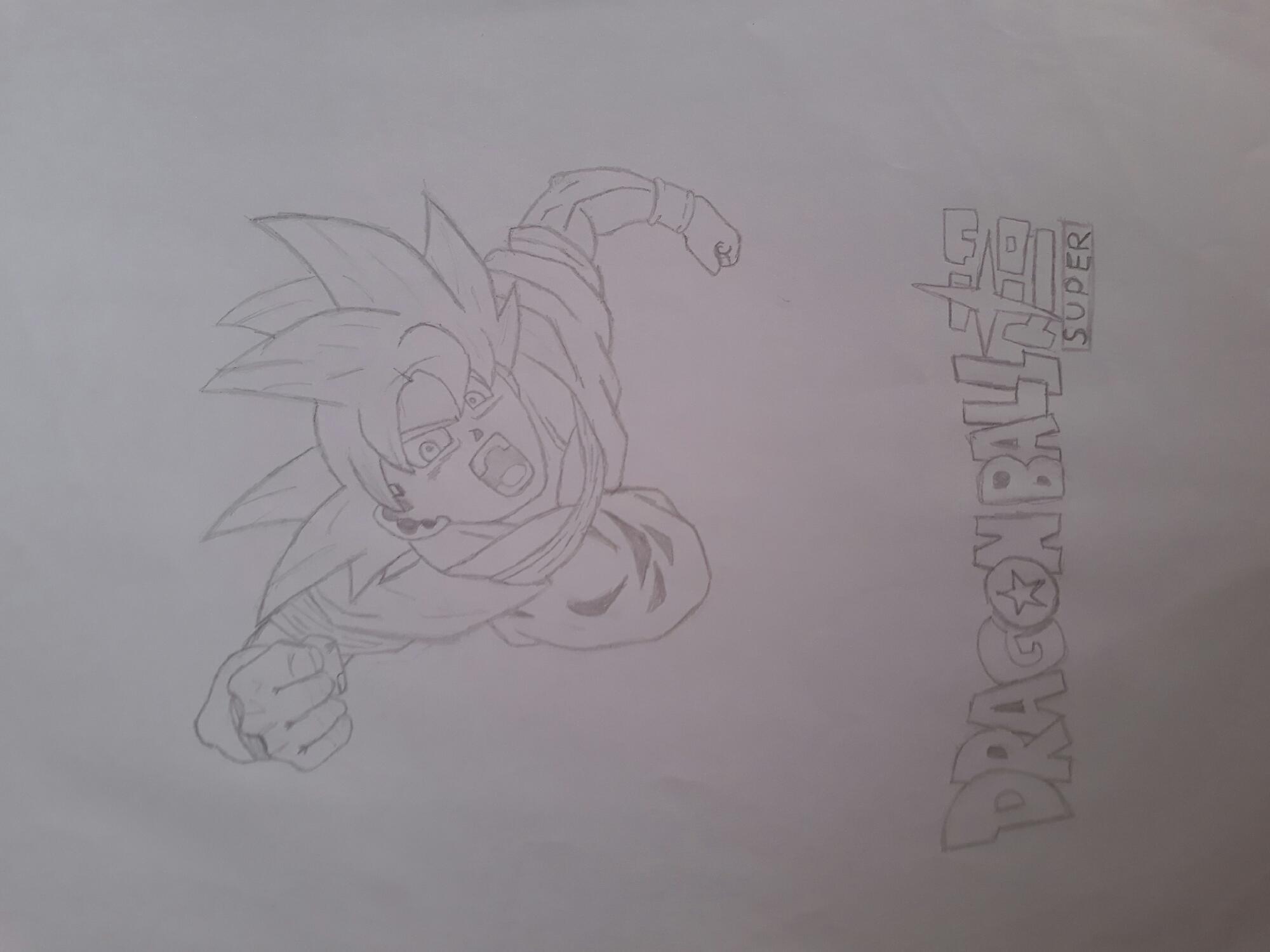 Eai oque vocês acharam do meu desenho?