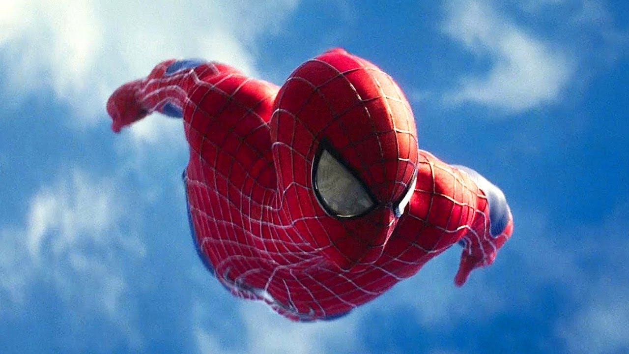 Spider-Man Opening Swinging Scene - The Amazing Spider-Man 2 (2014) Movie CLIP HD