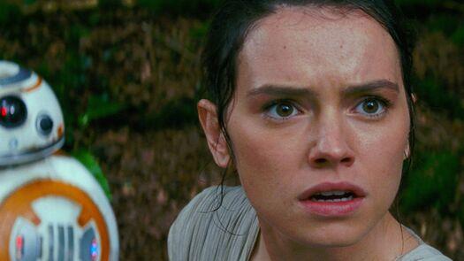 """L'ahurissante nouvelle théorie sur la Force de Rey dans """"Star Wars 9"""""""