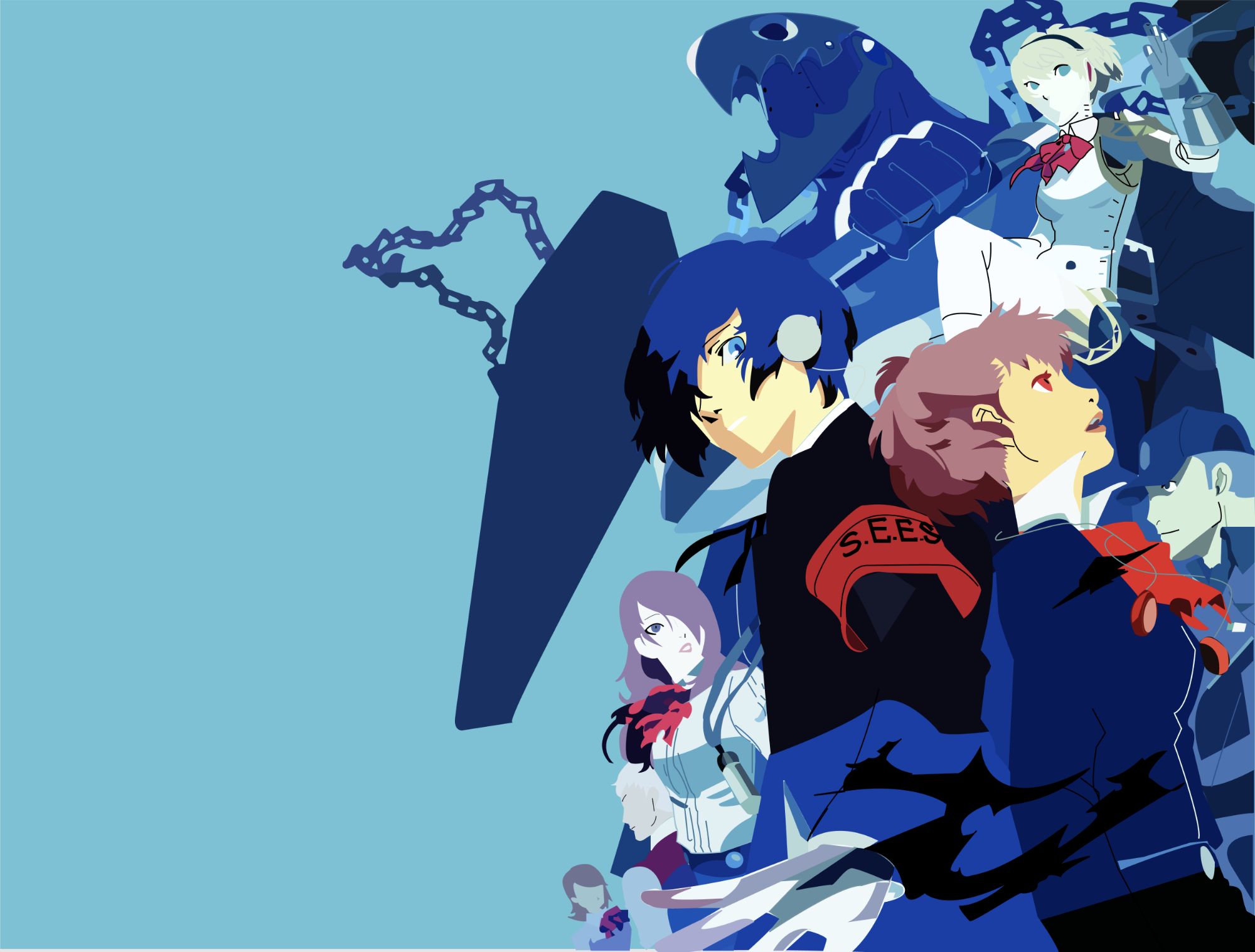 Finally Done! Persona 3 Portable box art