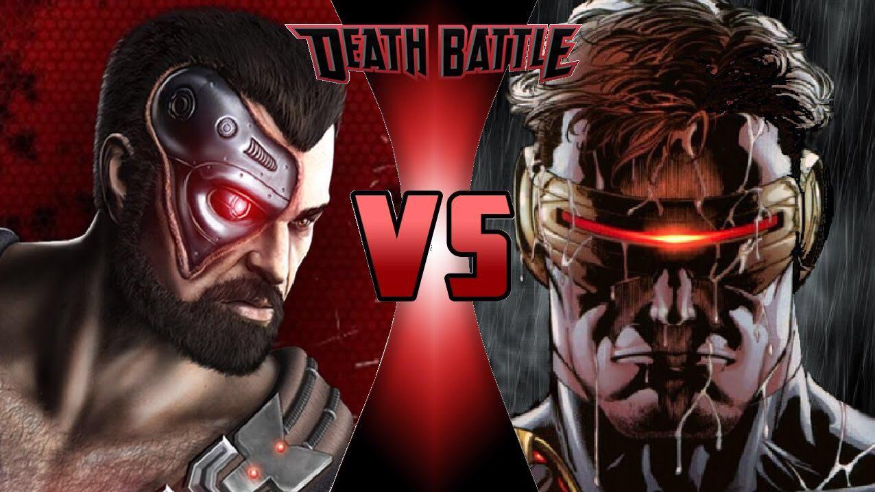 Cyclops versus Kano who would win