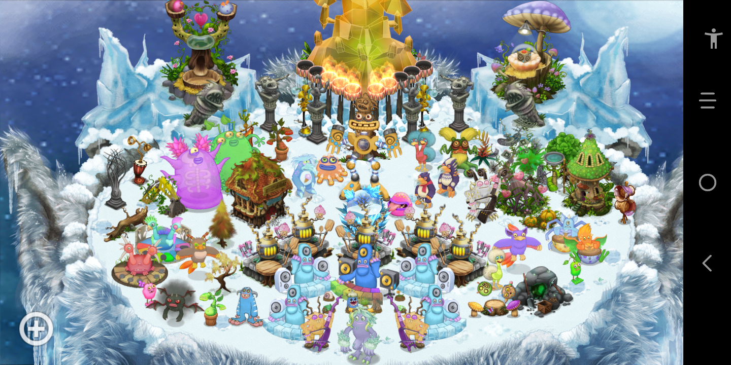 Got all the rares in Cold Island