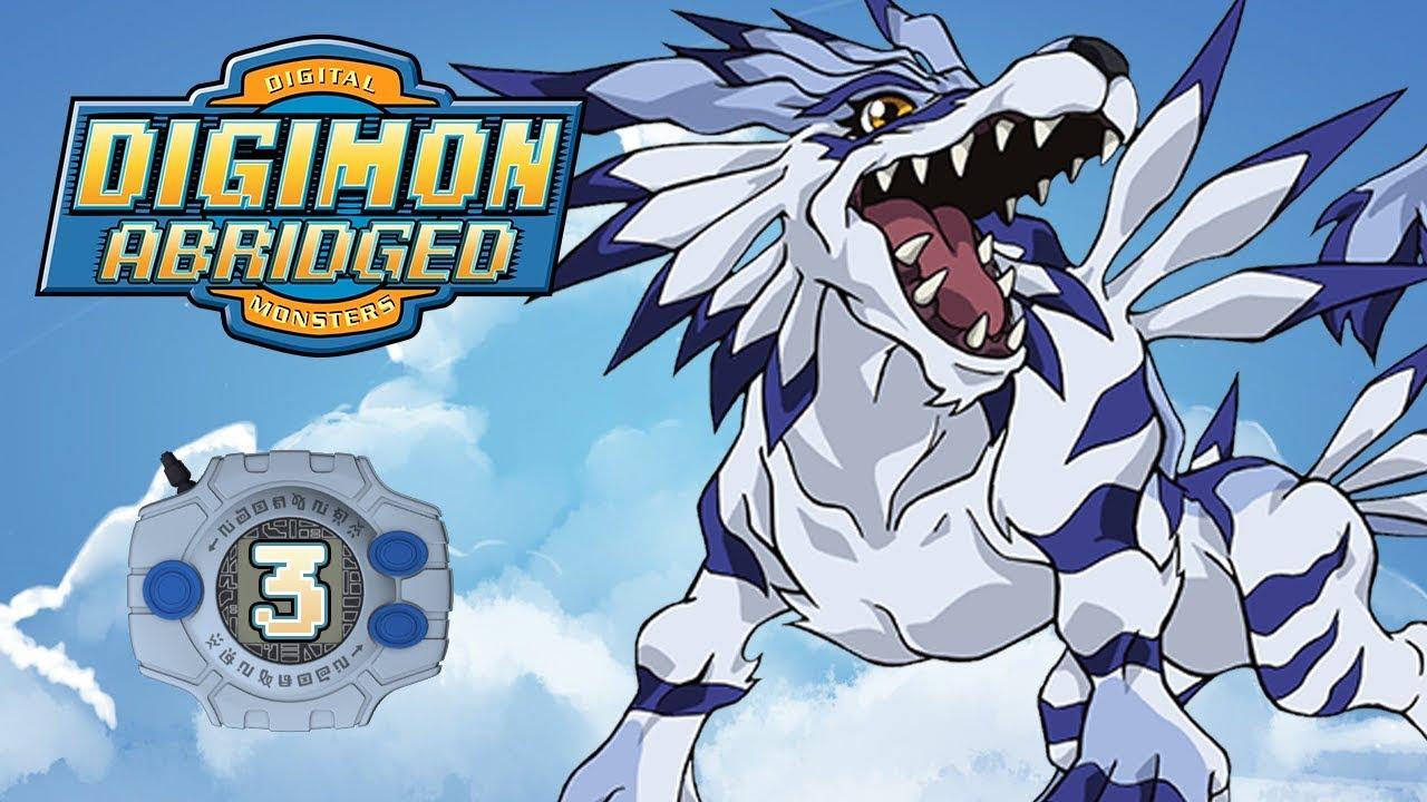 Digimon Abridged Episode 03: A Man Named...
