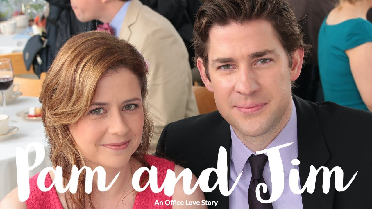 Jim and Pam - An Office Love Story