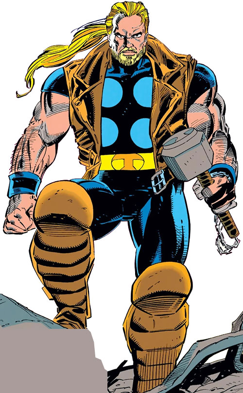 What are your thought of Thunderstrike ?
