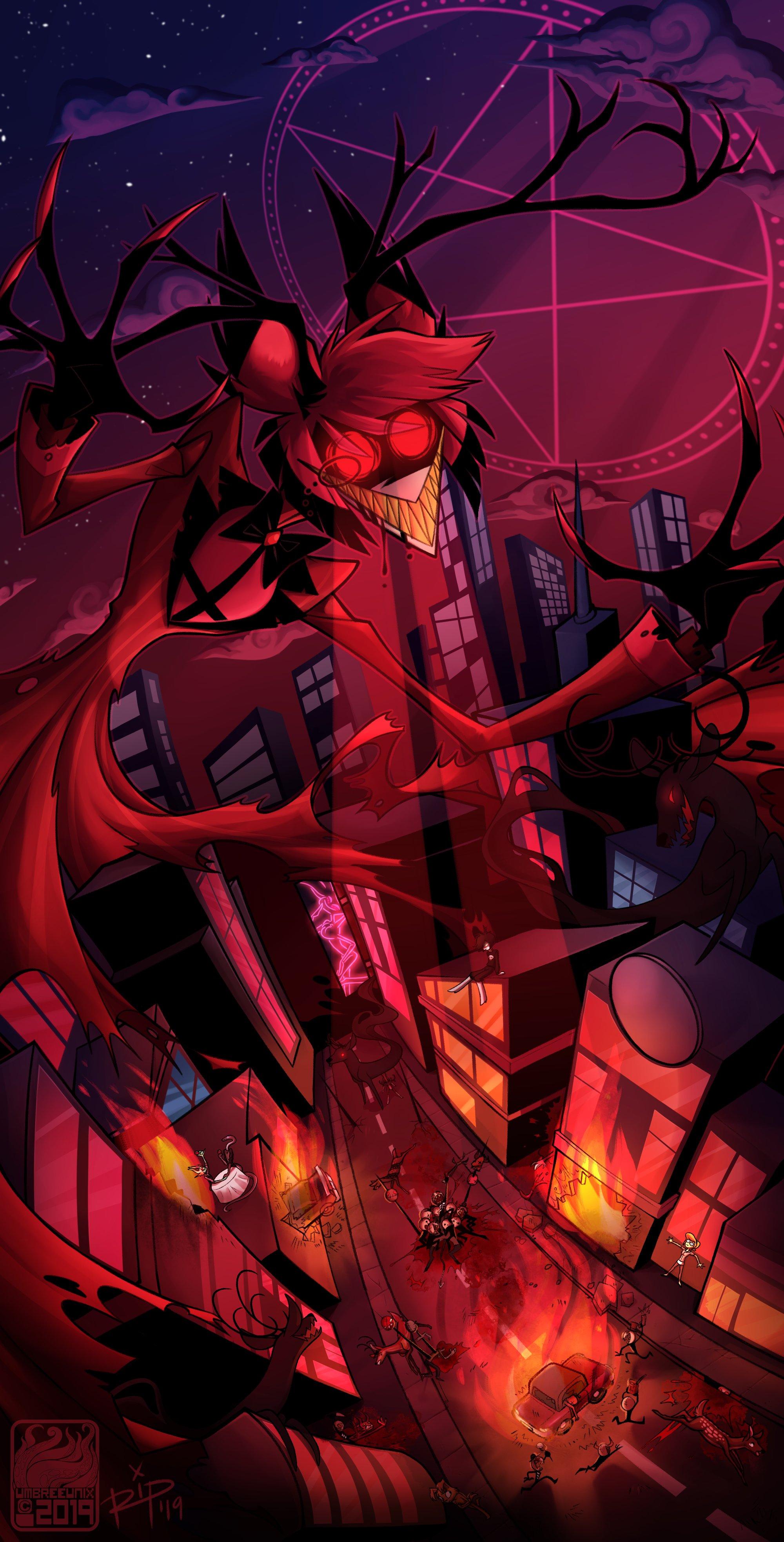 Want to see Alastor true Demon form! | Fandom