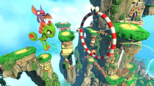 Yooka-Laylee Review - A Worthy Return of That N64 Magic