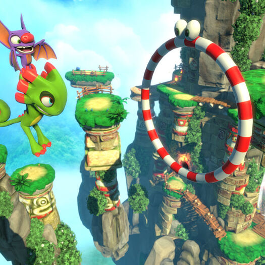 Yooka-Laylee Review - A Worthy Return of That N64 Magic