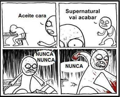 Supernatural  lindo