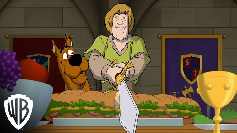 Scooby-Doo The Sword and the Scoob | Trailer | Warner Bros. Entertainment