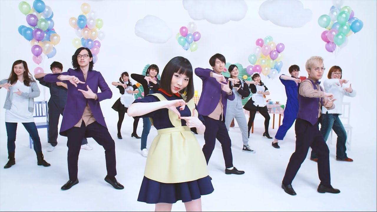 fhána / 青空のラプソディ - MUSIC VIDEO