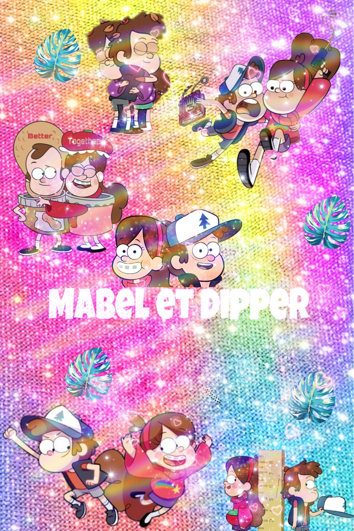 Mabel and waddle