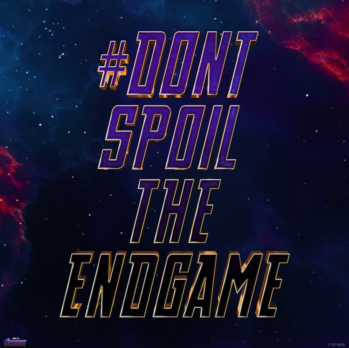 Statement Regarding Nyami, User Behavior, and Avengers: Endgame