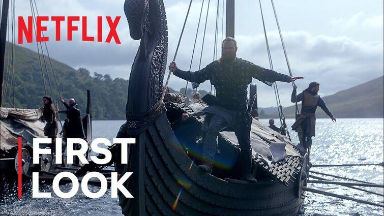 Vikings: Valhalla | First Look | Netflix