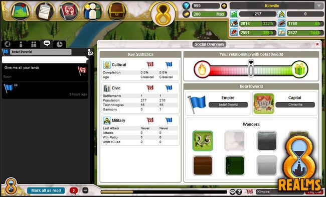 Friends screenshot 2