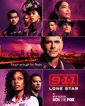 9-1-1 Lone Star Season 2 Poster