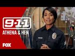 Athena & Hen's Friendship - Season 4 - 9-1-1