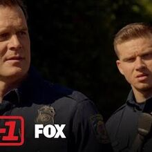 The Firefighters Arrive At The Scene & Devise A Plan Season 1 Ep. 3 9-1-1