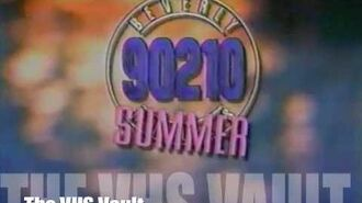 90210 Previously On Promo Summer Episode Shannen Doherty Brenda Walsh & Dylan
