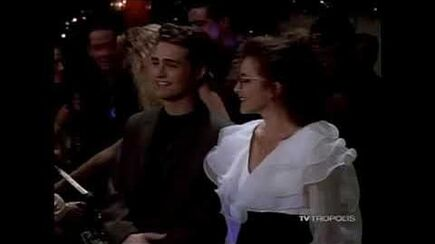 Beverly Hills, 90210 — '91 Christmas Dance