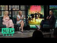 """Jennie Garth & Tori Spelling Talk """"BH90210,"""" The FOX Series"""