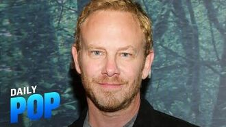 """Ian Ziering Talks Shannen Doherty, """"Swamp Thing"""" & More Daily Pop E! News"""