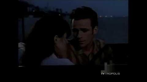 Beverly Hills, 90210 — Brenda breaks up with Dylan