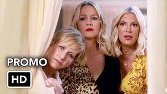 """BH90210 (FOX) """"Shannen Doherty is Back"""" Promo HD - 90210 Revival Series with original cast"""
