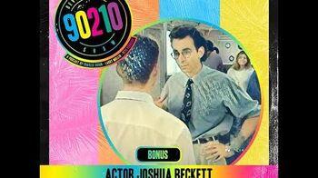 Bonus Joshua Beckett aka Josh Richland interview.
