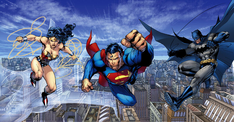 Woman and superman wonder Wonder Woman