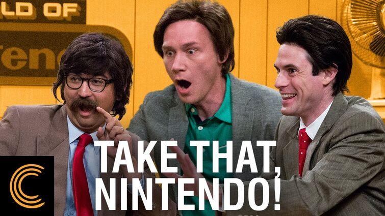 Atari's Revenge on Nintendo