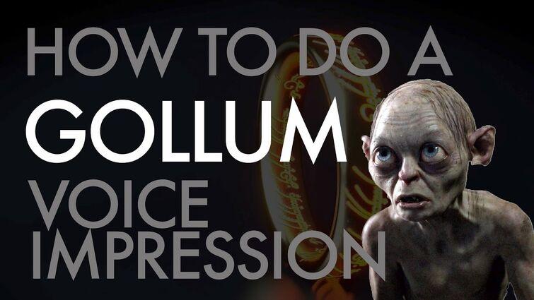 """How To Do A Gollum Voice Impression"" - Voice Breakdown Ep. 48"