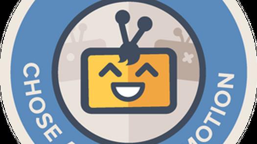 My Emo badge