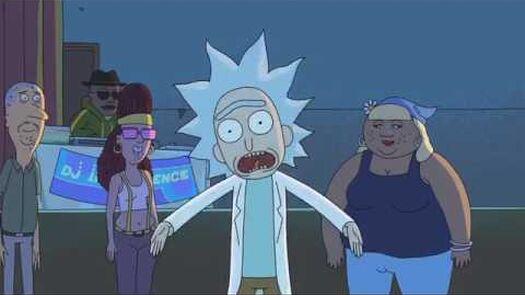 Rick i Morty - Tyci Rick! Wypuść mnie (Netflix PL)