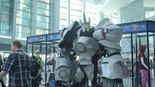Blizzcon 2017 Had Some Next-Level Cosplay