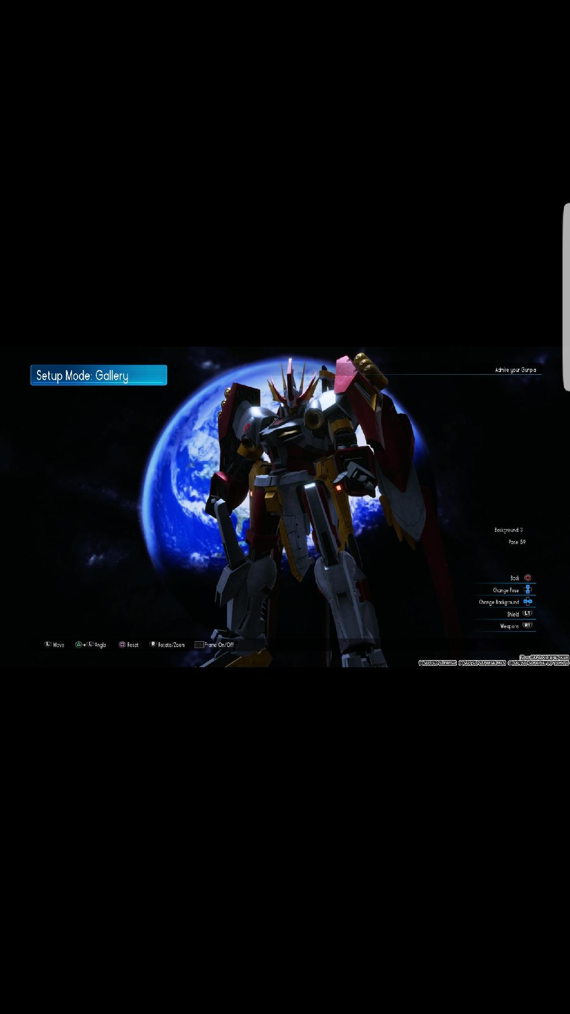 New Gundam Breaker Gunpla