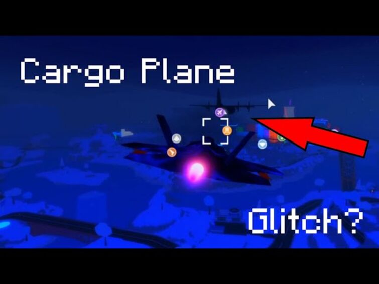 Roblox Mad City - Cargo Plane Glitch