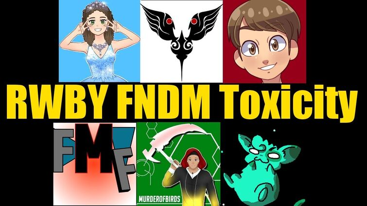 Confronting RWBY FNDM Toxicity (Twiins & Co. RWBYtubers)