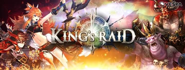 FB社團(King's Raid - TW -)【招生】