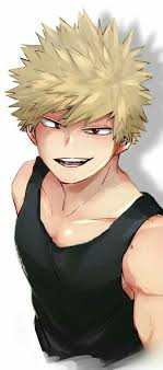 I cant get over how cute kacchan is❤❤❤❤