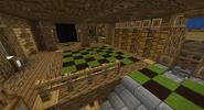 XWeeze hus i Nirethia första källare