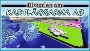 Historien om Kartläggarna AB! (Minecraft, 90gQ)