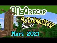 90gQ Recap - Mars 2021