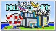 LP Minecraft på 90gQ 79 - Nirethias godisfabrik!